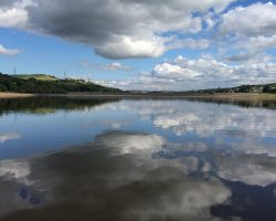 A Lazy Sunday – summer on Underbank Reservoir