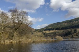 Looping Loch Lubnaig