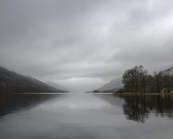 Three rivers and two lochs: travelling by paddle and pedal power in the Trossachs