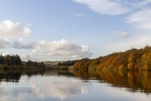 Home waters, autumn colour